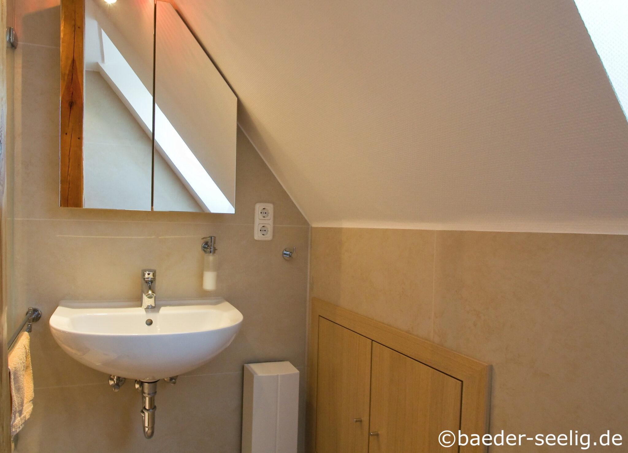 Badezimmer Unterm Dach Tolle Beispiele Bader Seelig