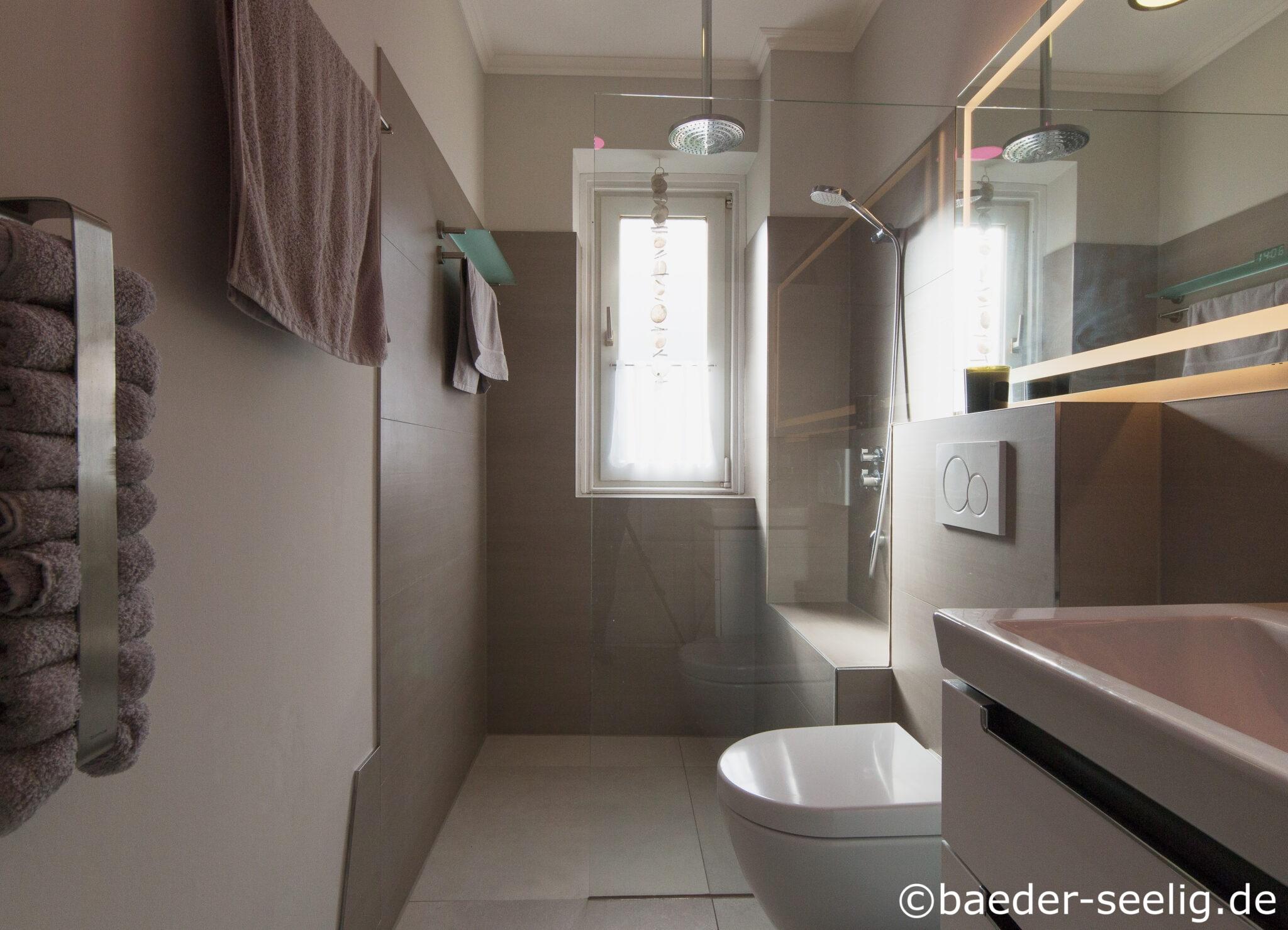 Keines Bad im Altbau richtig sanieren   BÄDER SEELIG