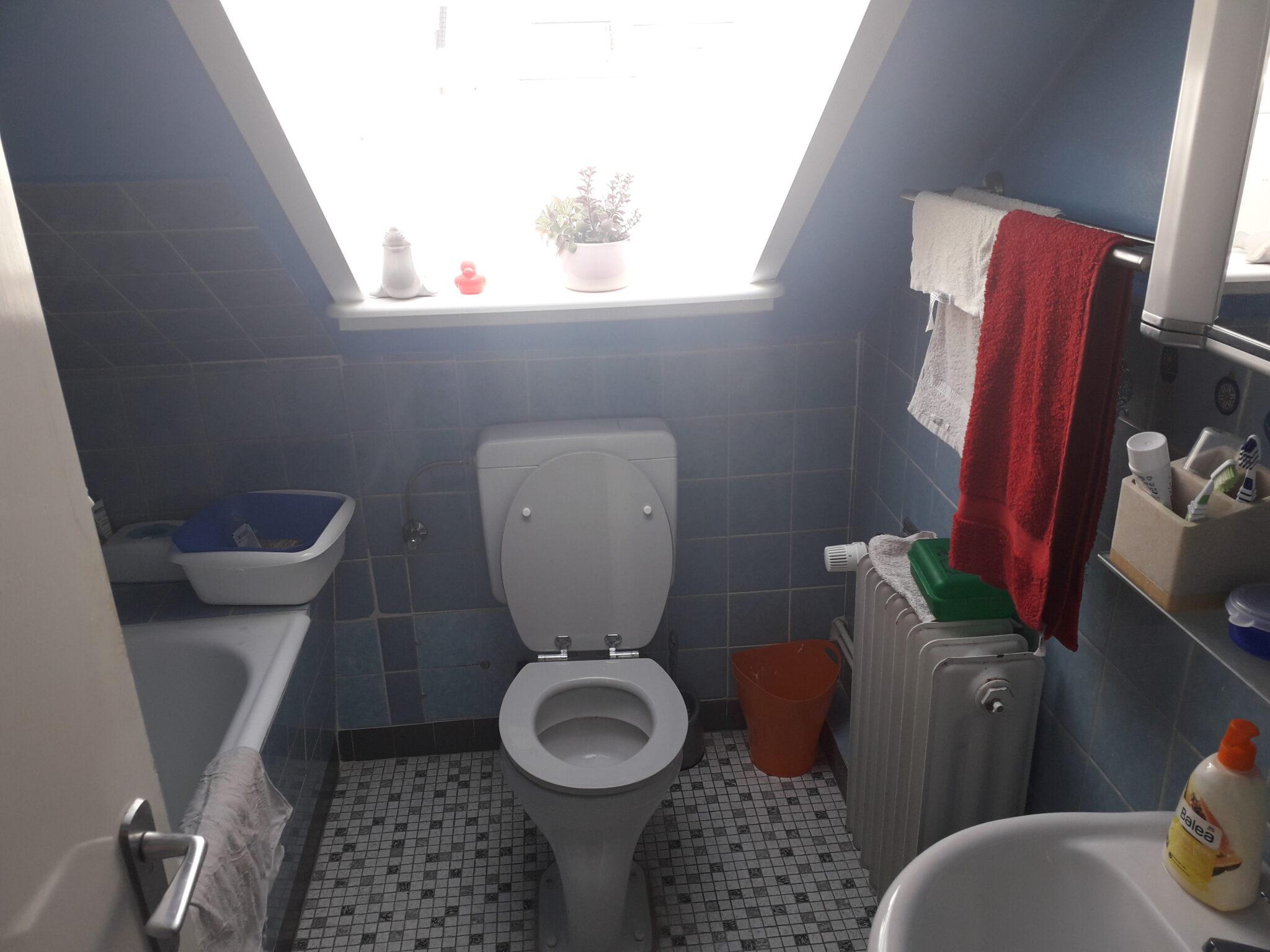 Beispiele   Badezimmer renovieren vorher nachher   BÄDER SEELIG
