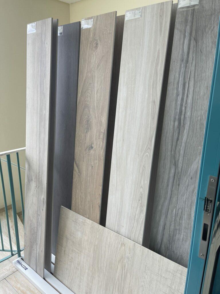 Holzoptikfliesen für Badeziimer Küche und Wohnzimmer